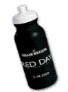 Water Bottle Day for Red Day