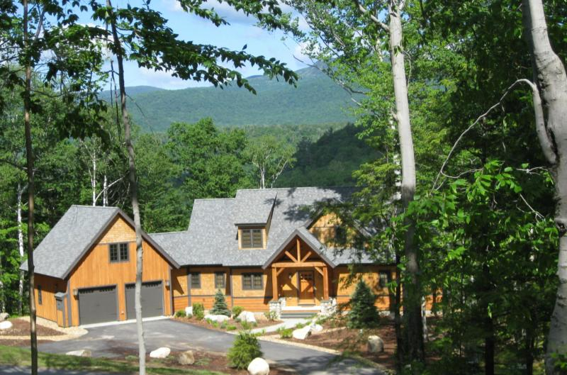 Adirondack Style Homes At Loon Mountain Resort Nh