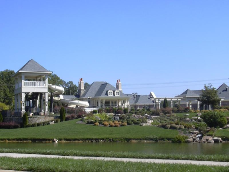 Cureton Neighborhood And Clubhouse In Waxhaw, NC