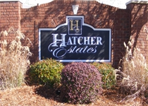 Hatcher Estates Subdivision | Warner Robins GA | Warner Robins Real Estate | Warner Robins Homes