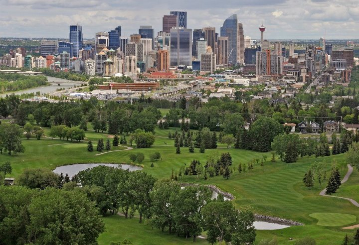 Moving to Calgary, Alberta