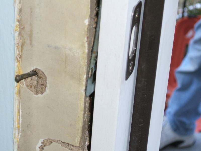 Burglar Proof Doors