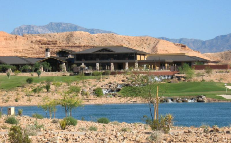 Sun City Mesquite NV Recreation Center and Golf Course