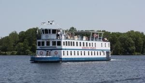 Five Day River Boat Cruise