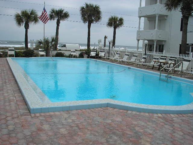 Corinthian Villa Condo pool