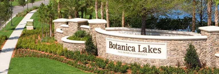 Botanica Lakes homes for sale