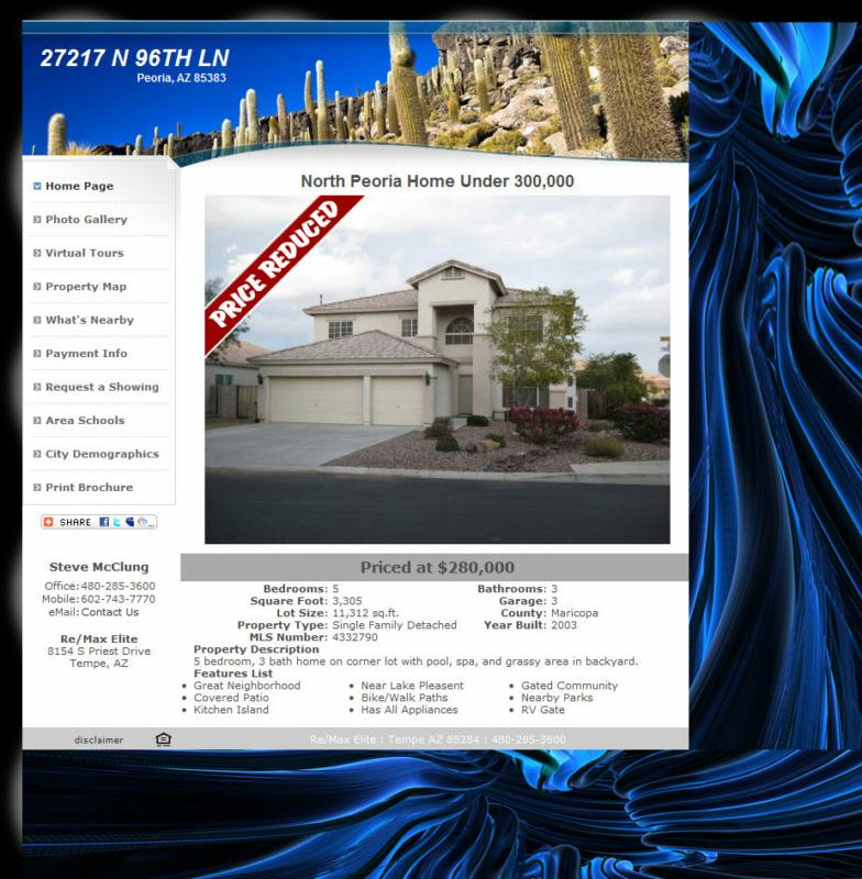Home Purchase In Peoria