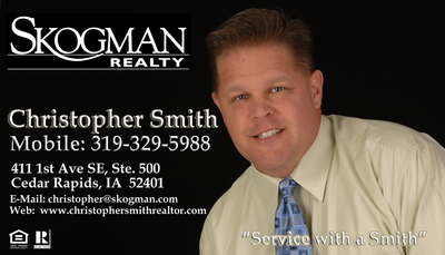 Christopher Smith - Skogman Realty
