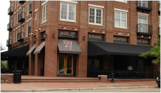 Grille 29 Village of Providence