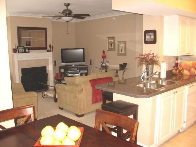 11628 Tomahawk Creek Parkway Great Room Photograph