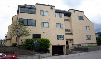 Updated downtown Anchorage condo for sale