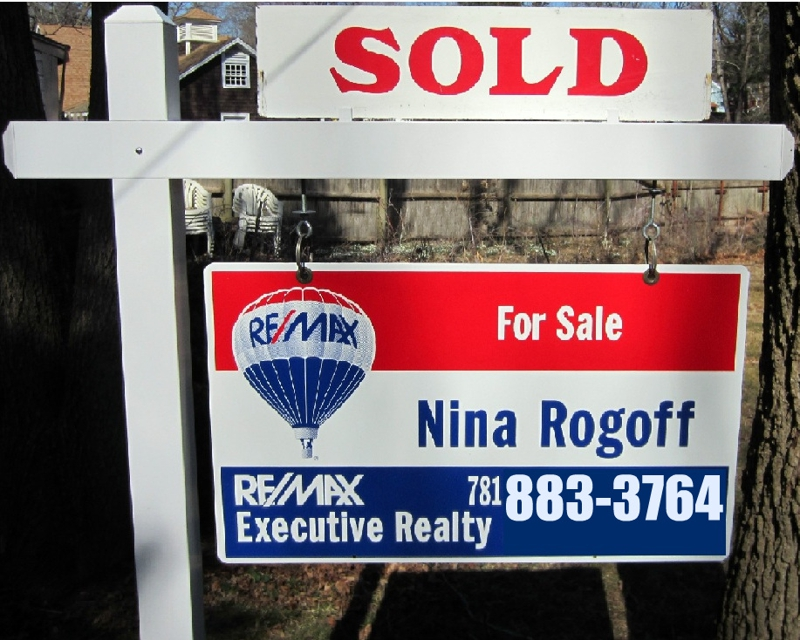 Call Nina Rogoff RE/MAX Executive Realty 781-883-3764 to get your home sold in Sharon MA