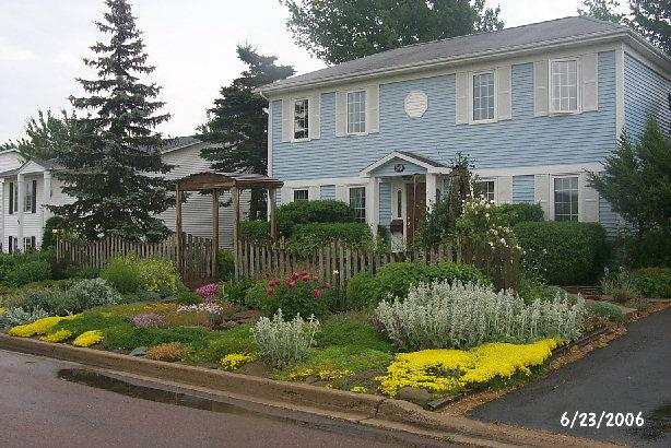 xeriscaping in moncton new brunswick. Black Bedroom Furniture Sets. Home Design Ideas