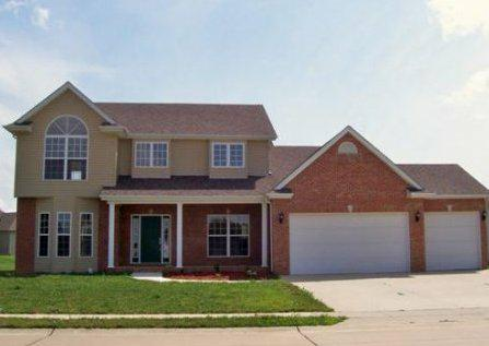 Bank owned homes in Troy Illinois IL