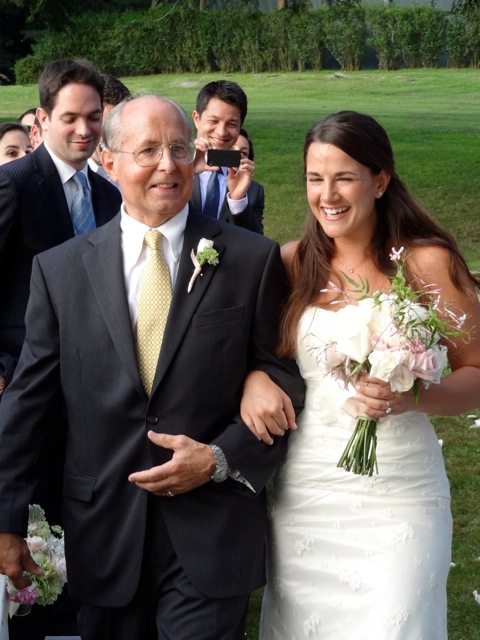 Kristi and Dad (Kirk)