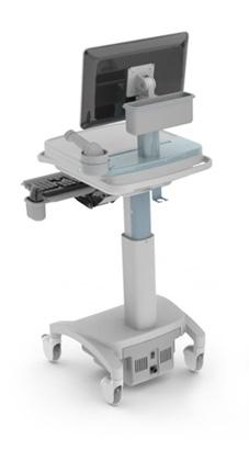 Portable medical computer workstations for sale