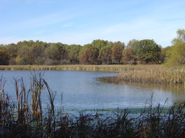 Points of interest in willow springs illinois part 1 for Fishing lakes in illinois