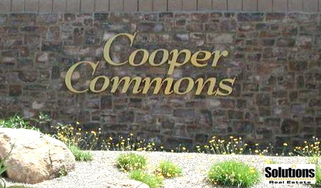 Homes for Sale in Cooper Commons Chandler, AZ