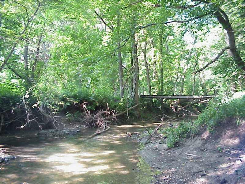 West Lafayette wooded land for sale with creek by Purdue ...