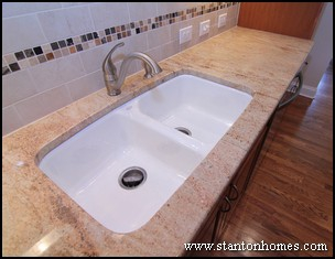 2012 Most Popular Kitchen Trends | How To Choose A Kitchen Sink Style