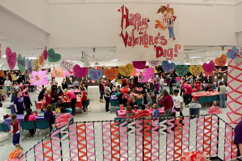 LCVA - Free Valentine Workshop