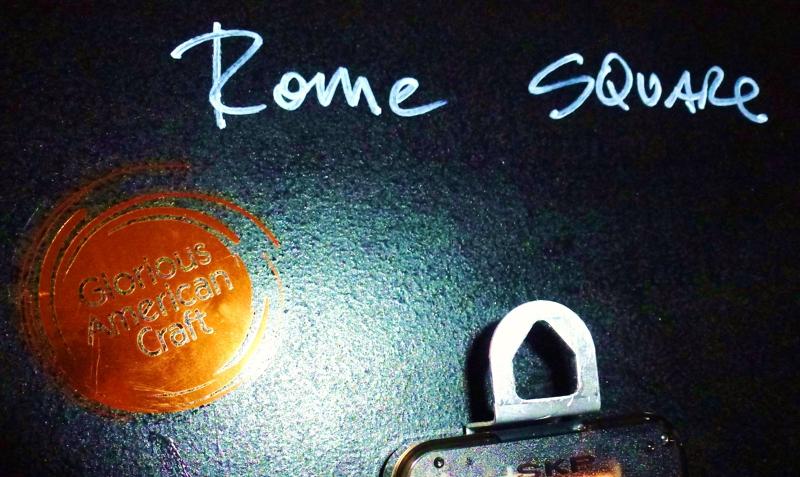 Rome Clock