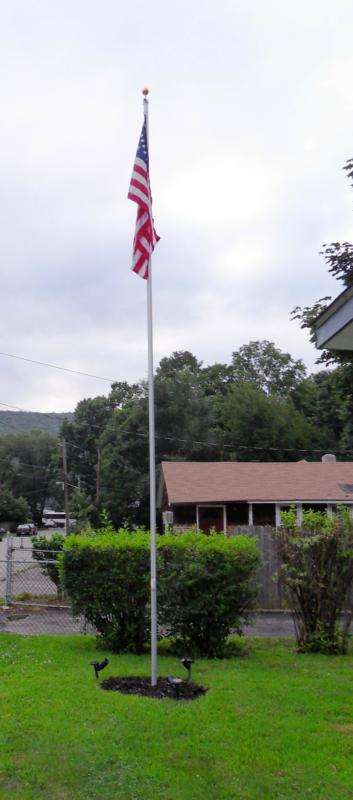 Our Flagpole