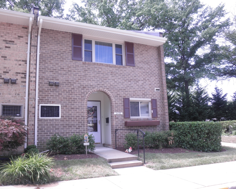 active adult townhomes md