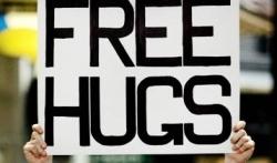 Free Hugs National Hug Day