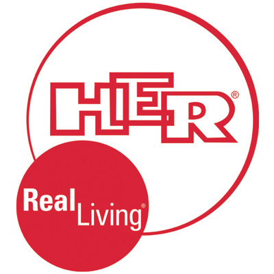 HER Real Living logo