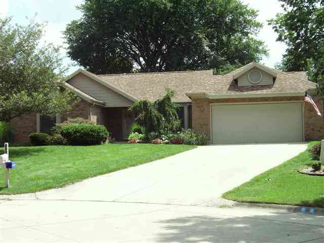 333 Plateau Drive in Croxton Woods in Lafayette. 4 bedroom 2 1 2 bath ranch house for sale in Lafayette