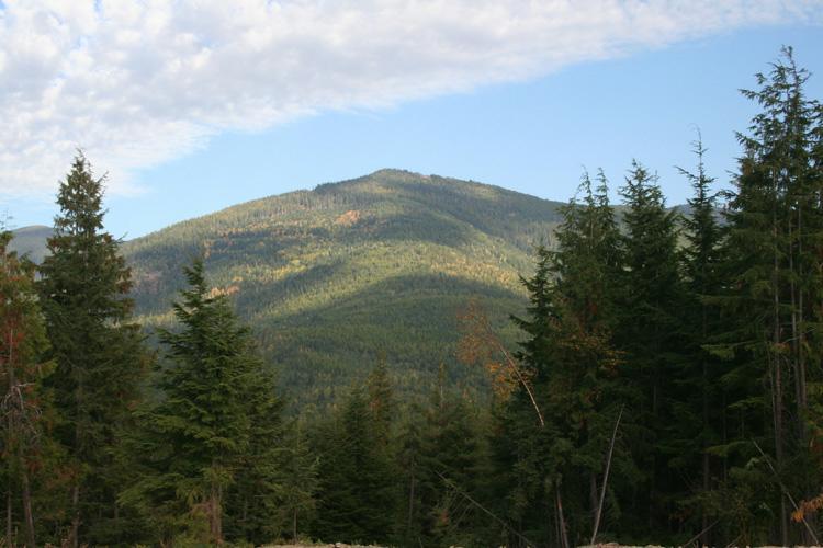 Rising Hawk Ridge