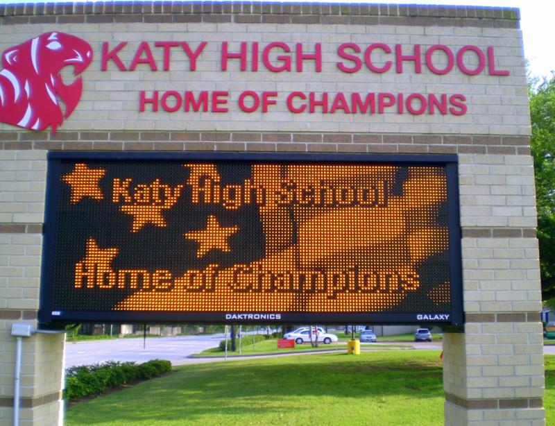 Katy High School