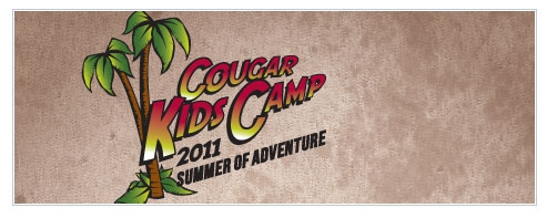 cougar kids camp, pullman wa