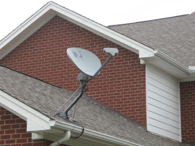 Direct Tv Satellite >> Direct Tv Dish