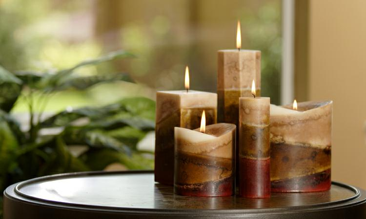 Home Staging candles