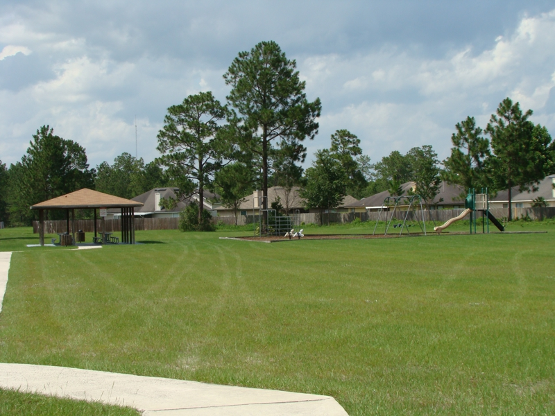 Playground Glen Haven subdivision Green Cove Springs Fl