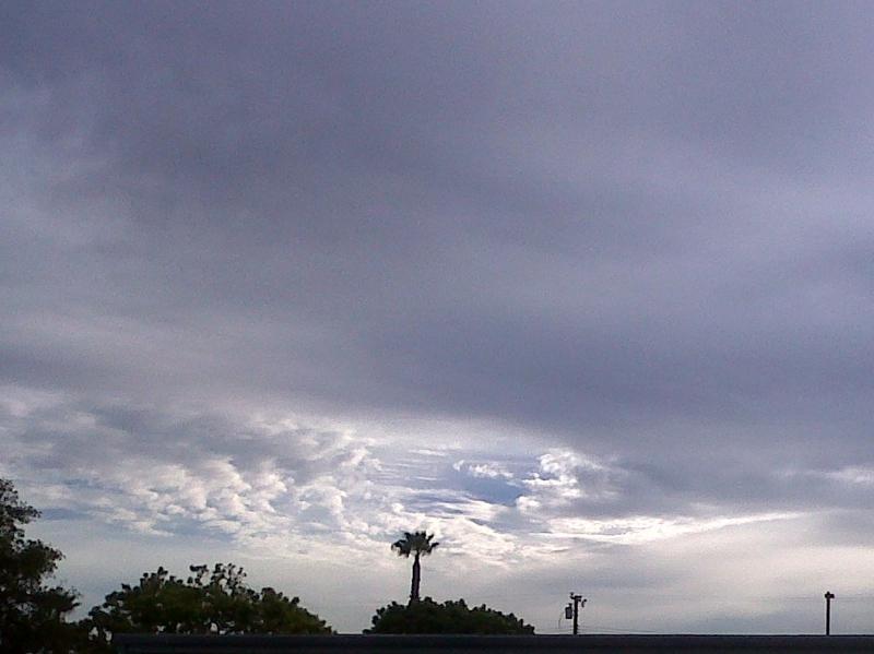 Costa Mesa Clouds