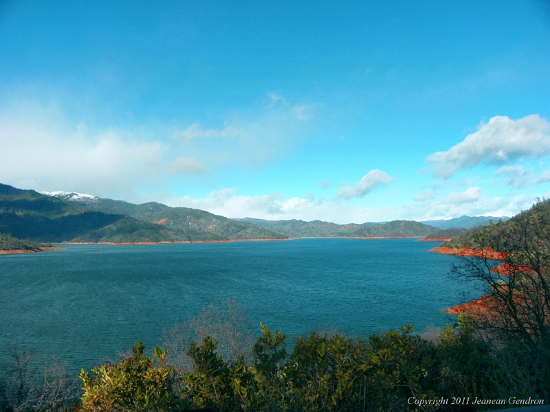 Lake Shasta, Shasta County CA