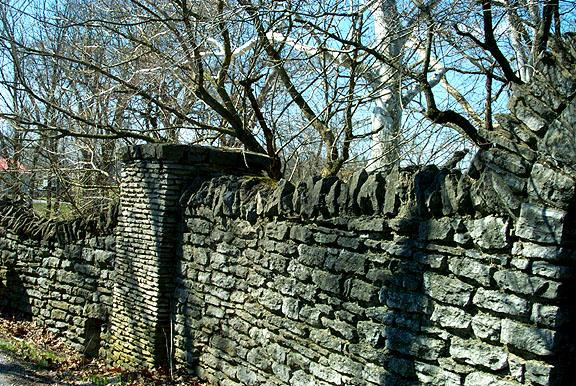 Rock fence on pinterest gabion wall and