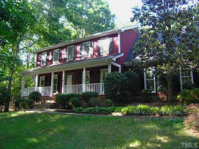 Raleigh, NC Home for Sale on 1.4 acres!