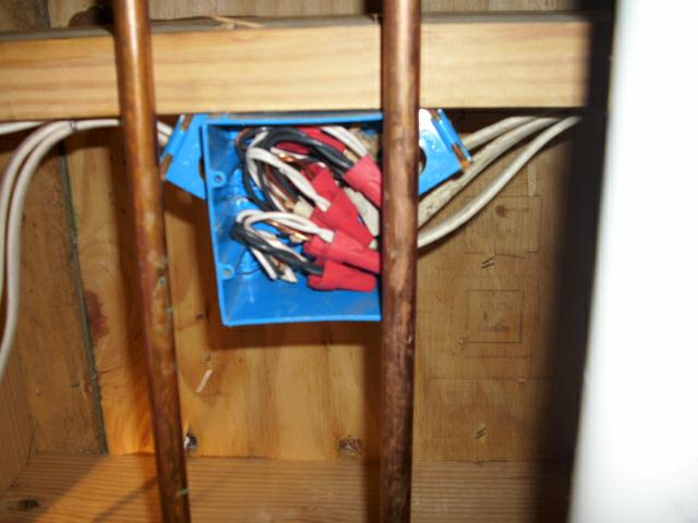 Home Wiring Adding Junction Box