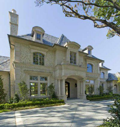 Celebrity homes community showcase preston hollow in for Mansions in dallas tx