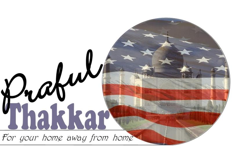 Praful Thakkar - Logo