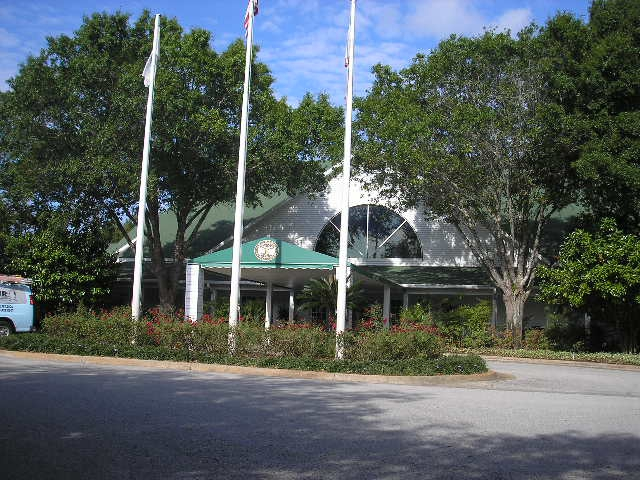 Halifax plantation clubhouse in Ormond Beach Florida