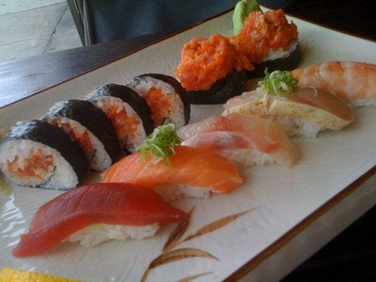 Los angeles 411 eat sushi at ajisai japanese restaurant for Ajisai japanese cuisine