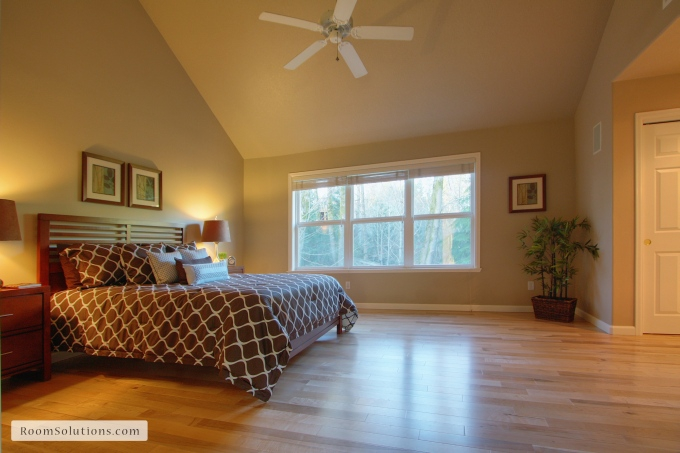 Anatomy Of A Home Staging From Lived In To Vacant To