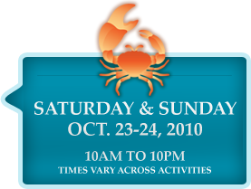 Naples Stonecrab Festival - Inaugural Event October 23rd and 24th 2010