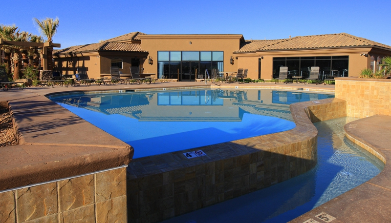 Sun River In St George Utah Active 55 Adult Community