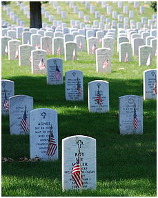 memorial day, cemetary